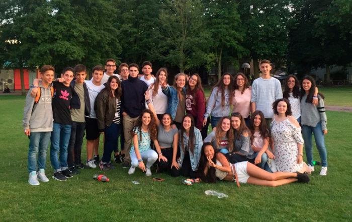 Cambridge team 2017