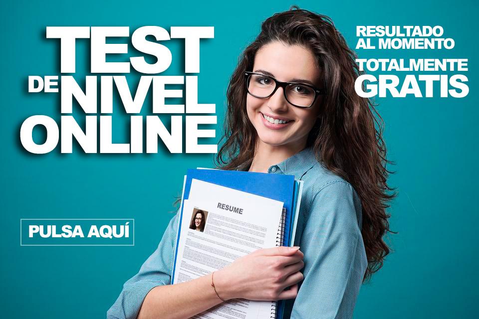 Test de nivel Online Ocidiomes