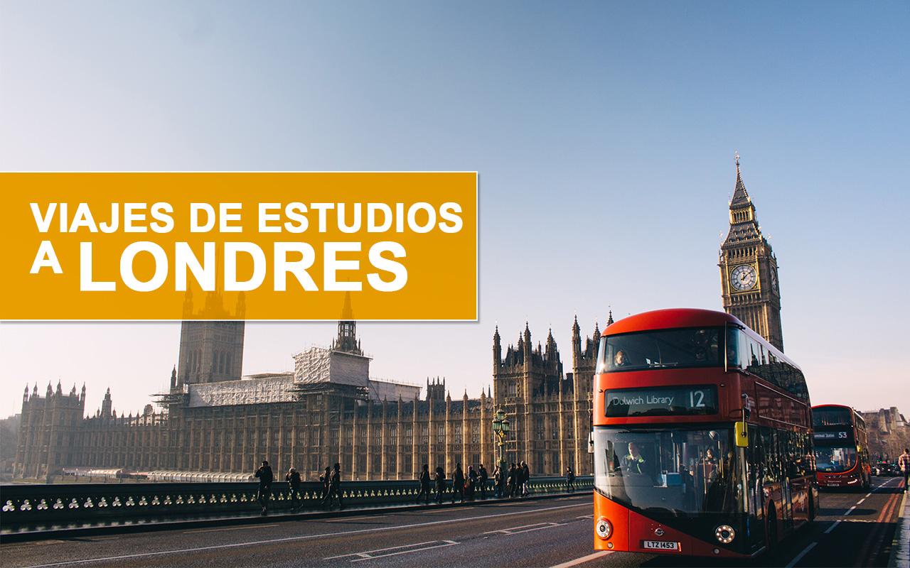 Viajes de Estudios a Londres